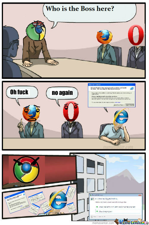 [RMX] Internet Explorer Has Stopped Working