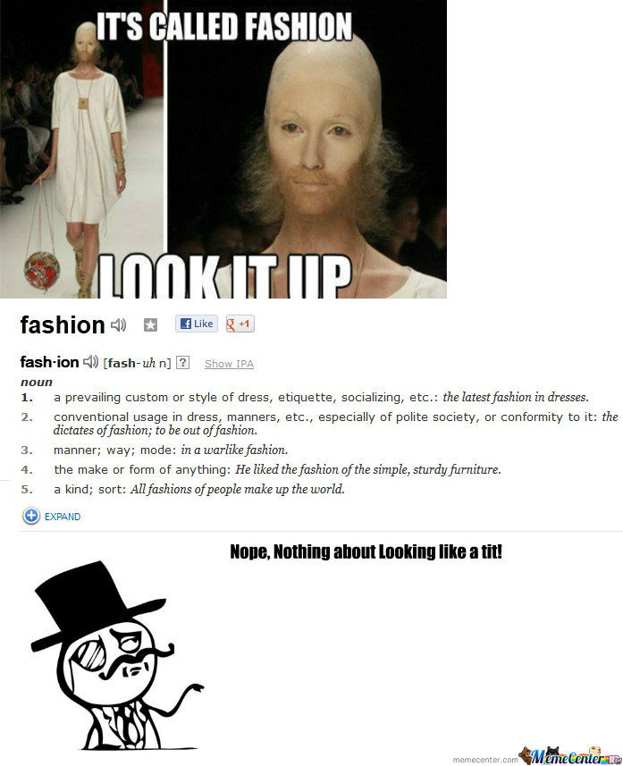 [RMX] Its Fashion Of Course !