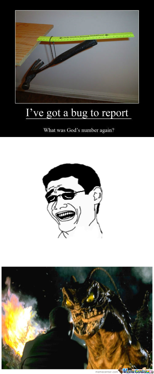 [RMX] I've Got A Bug To Report