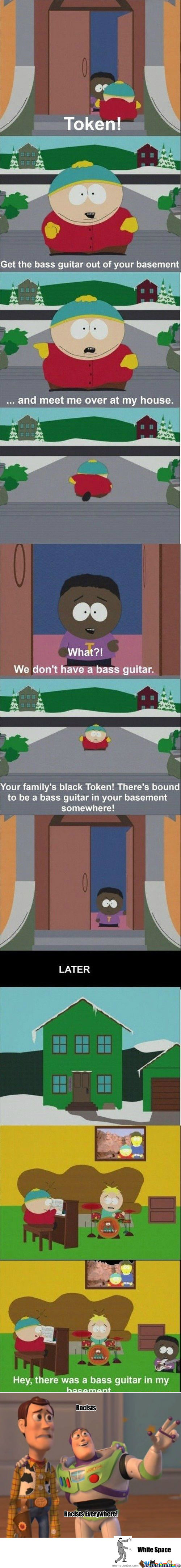 [RMX] Just Can't Get Enough Of South Park - Maybe Racist
