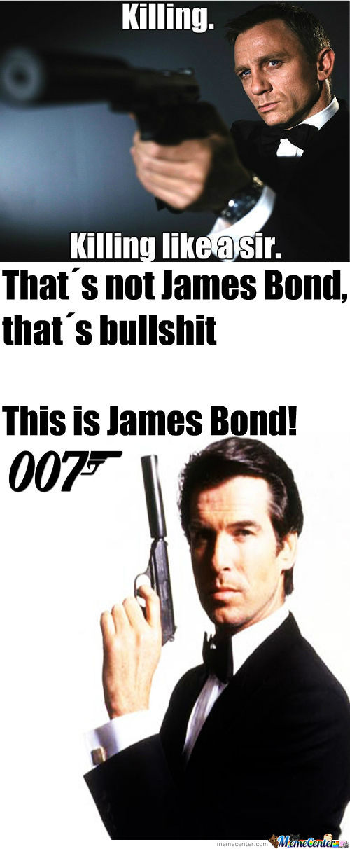 [RMX] Just James Bond