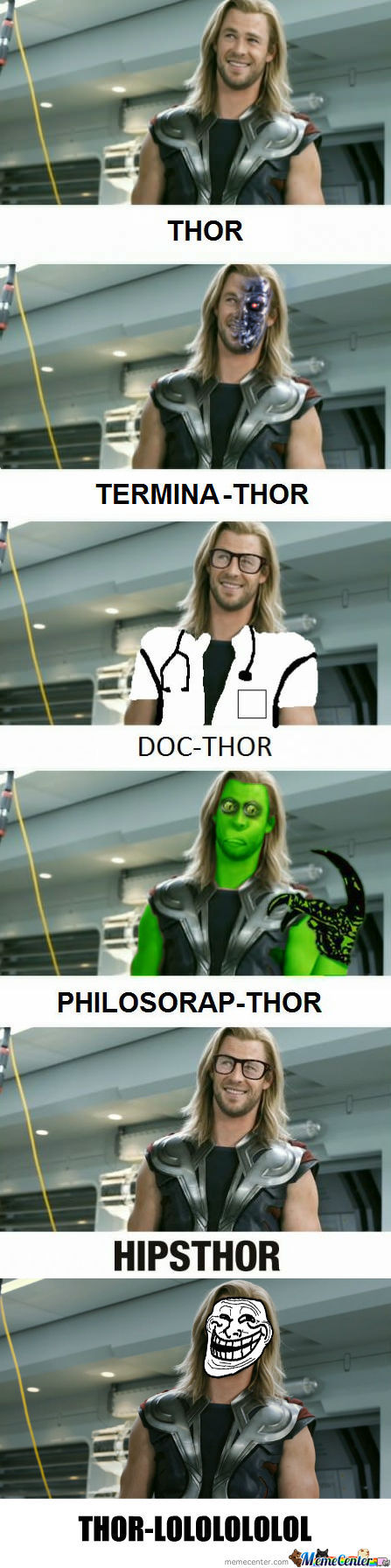 [RMX] Just Thor.