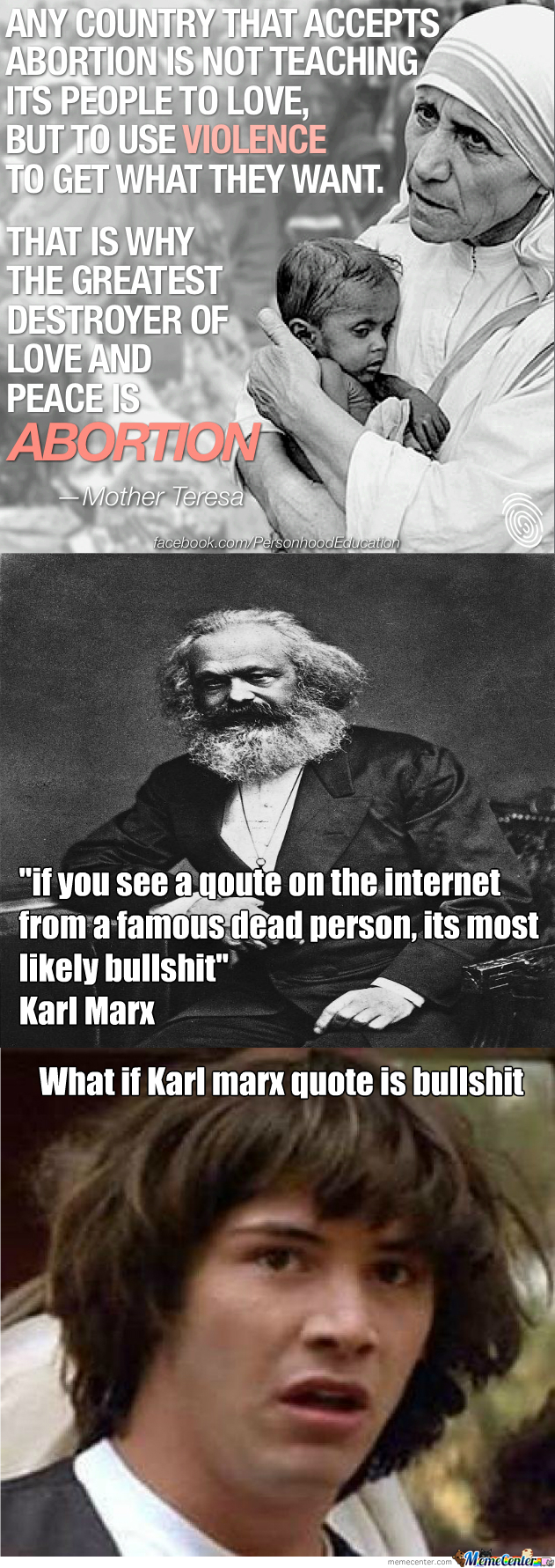[RMX] Karl Marx Was Ahead Of His Time, Eh?