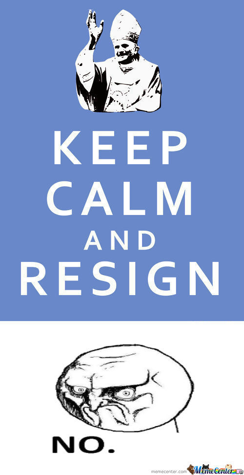 [RMX] Keep Calm And Resign