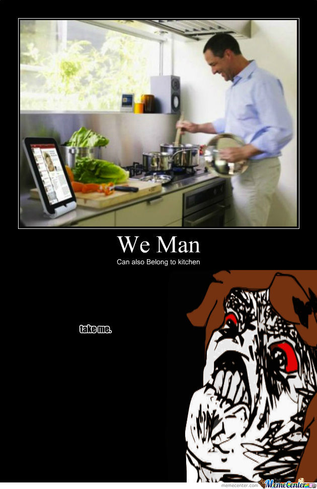 [RMX] Kitchen Man