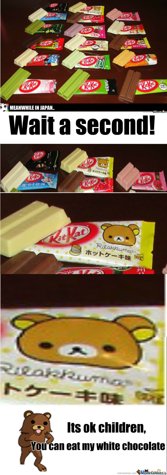 [RMX] Kitkat Types In Japan