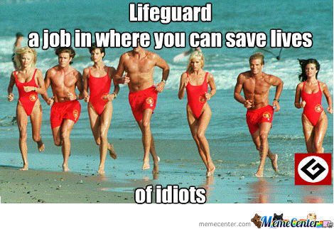 [RMX] Lifeguard Job