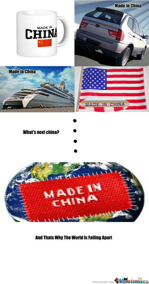 [RMX] Made In China