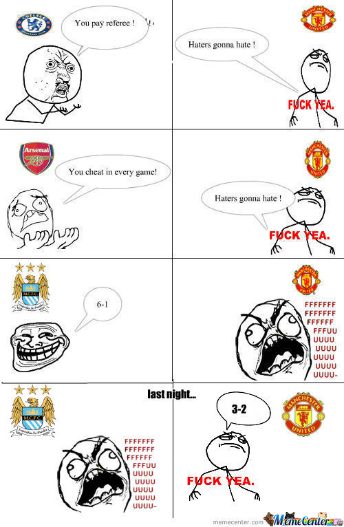 [RMX] Man Utd Trolled