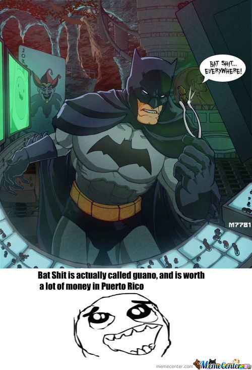 [RMX] Meanwhile at Bat Cave