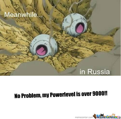 [RMX] Meanwhile, In Russia
