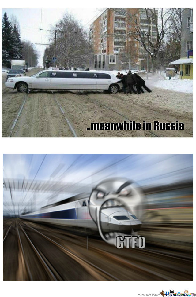 [RMX] ..meanwhile In Russia