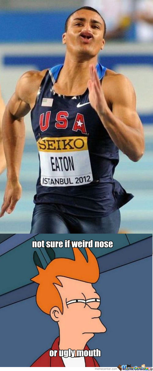 [RMX] Mega Duck Face At The Olympic