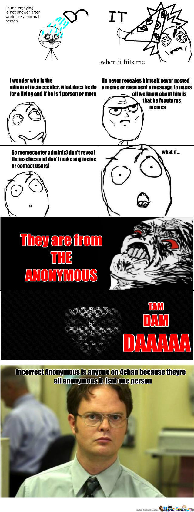 [RMX] Memecenter Admins Are The Anonymous