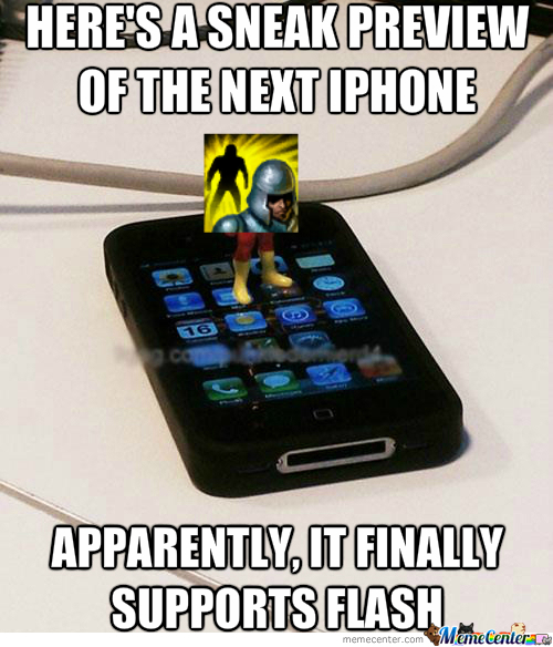 [RMX] Memecenter Users Get The First Sight Of The Next Iphone