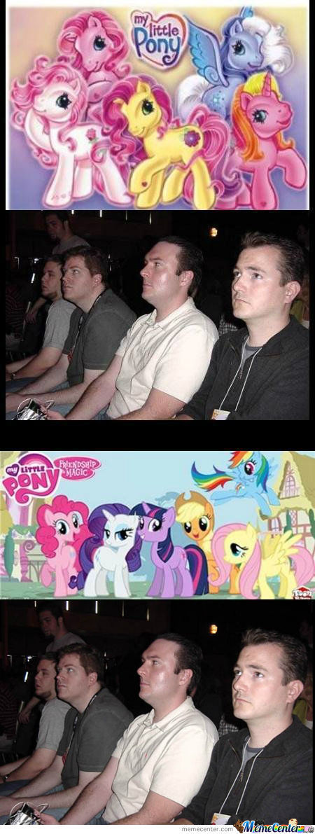 [RMX] Mlp Now And Then