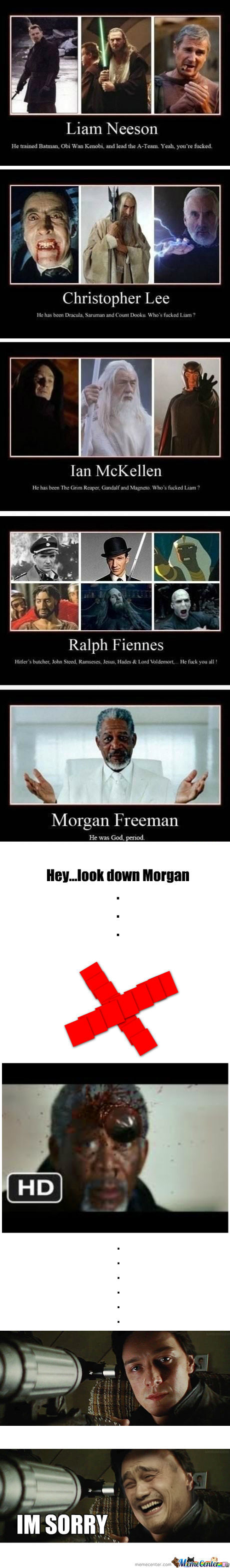 [RMX] Morgan Freeman