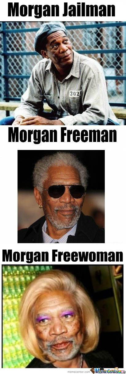 [RMX] Morgan Jailman And Morgan Freeman