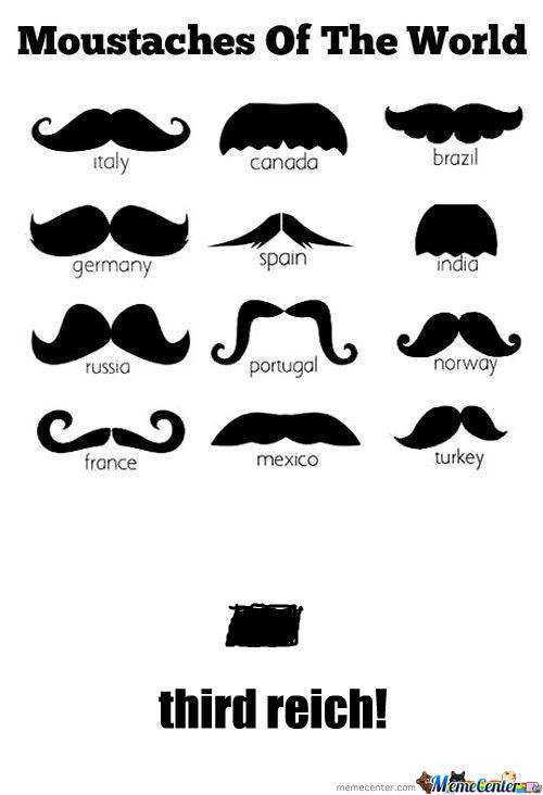 [RMX] Moustaches Of The World