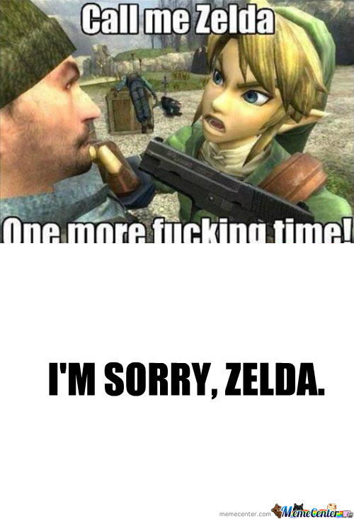 [RMX] My Name Is Link!