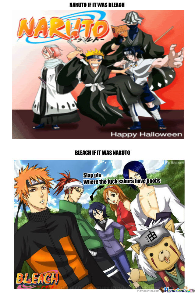 [RMX] Naruto Bleach