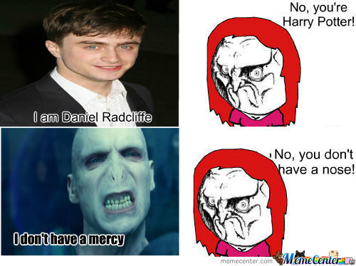 [RMX] Nein! Your're Harry Potter!