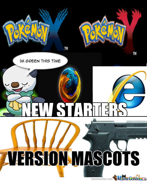 rmx new 3ds pokemon game_o_1046900 rmx] new 3ds pokemon game by poohhardy meme center