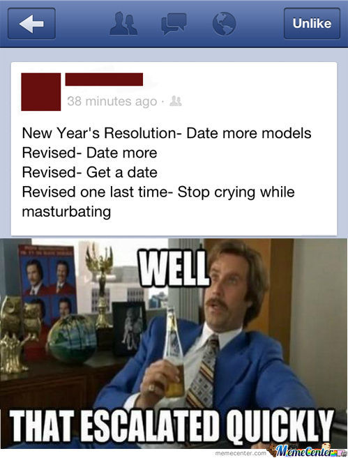 [RMX] New Year's Resolution