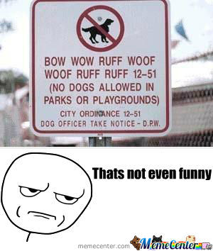 [RMX] No Dogs Allowed