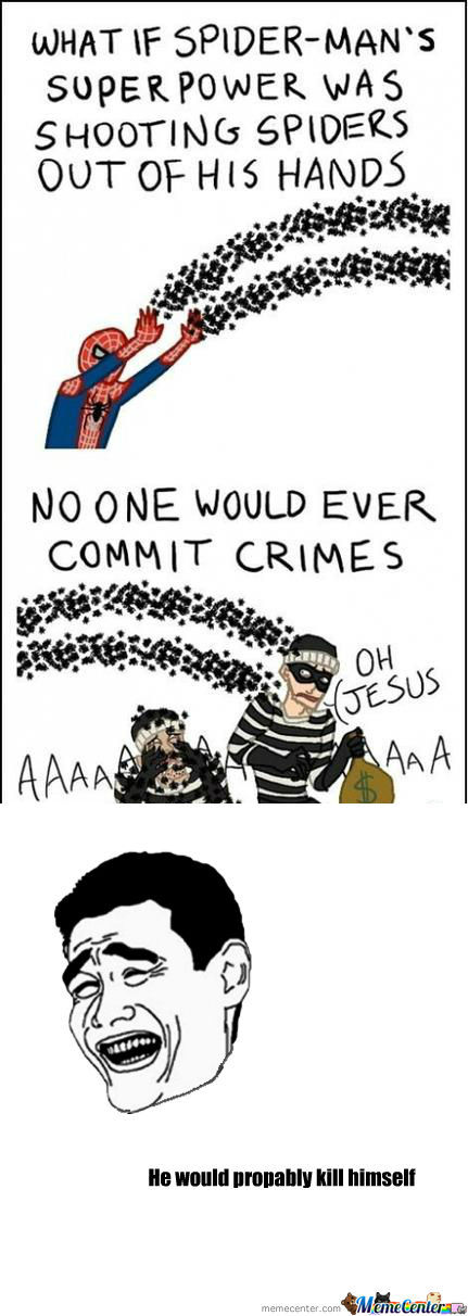 [RMX] No One Would Ever Commit Crimes...