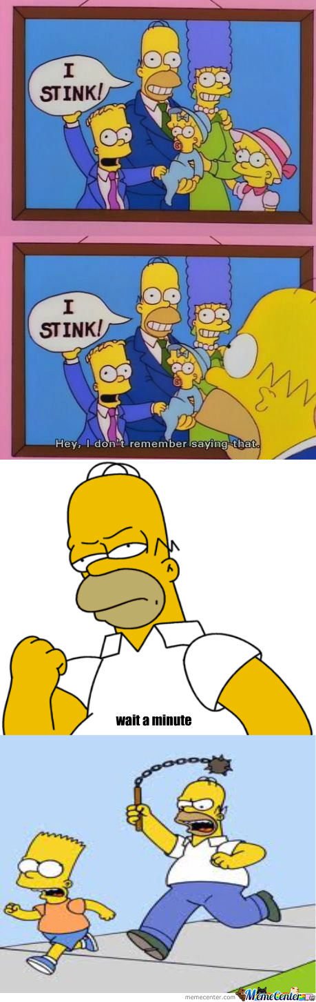 [RMX] Oh , Just Homer Simpson