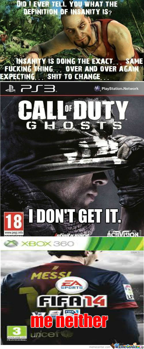 [RMX] Oh Look! Another Call Of Duty Game! That Was Unexpected.