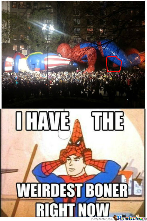 [RMX] Oh Spidy You're At It Again