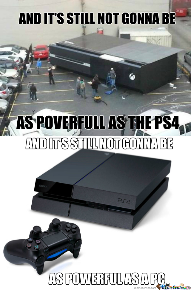 [RMX] Ok The Console War Is Getting A Bit Old But Still