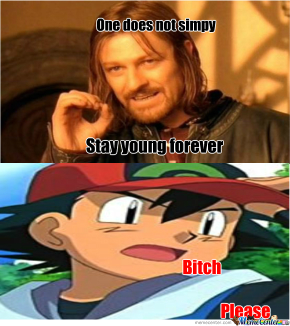 [RMX] One Does Not Simply Stay Young