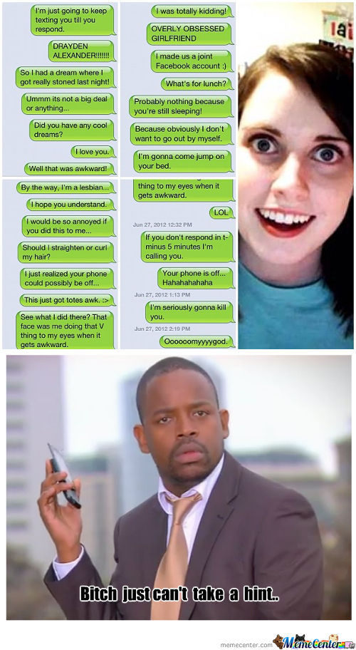 [RMX] Overly Attached Texting
