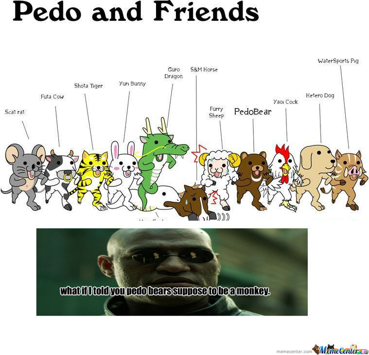[RMX] Pedo And Freinds