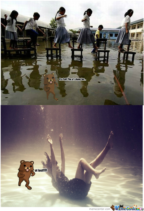 [RMX] Pedobear Not So Close...
