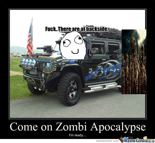 [RMX] Perfect Car For Zombie Apocalypse By Letsplay
