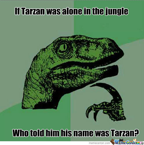 [RMX] Philosoraptor And Tarzan