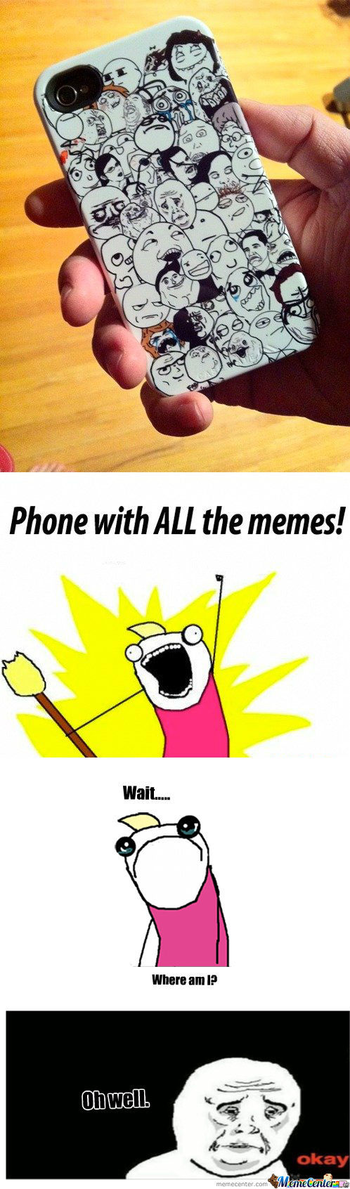 [RMX] Phone with all the memes