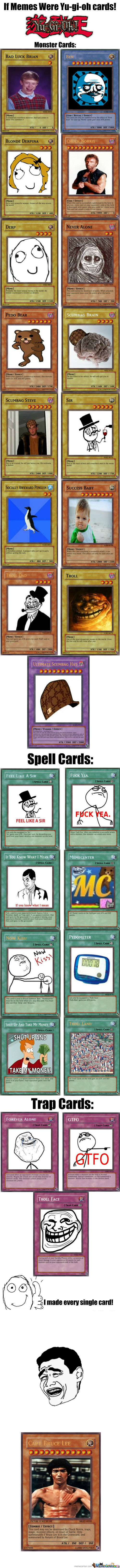[RMX] Please Read Every Card To Get The Full Effect!