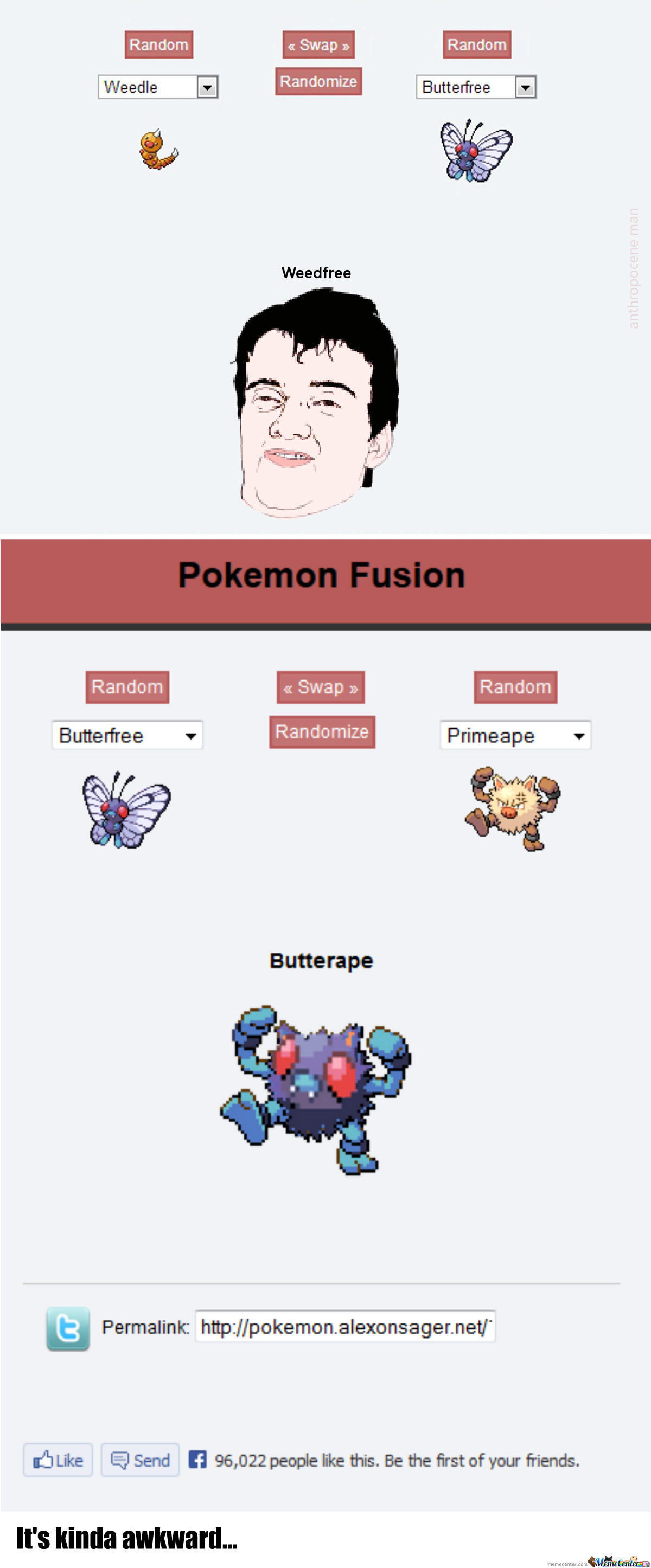 [RMX] Pokemon Fusion
