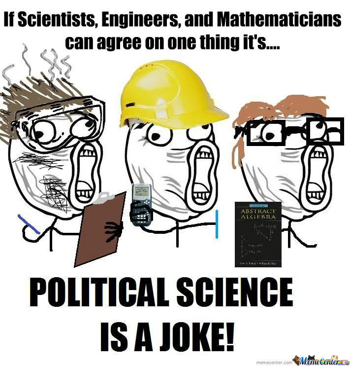[RMX] Politcial Science