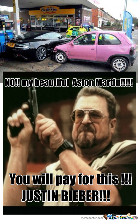 Rmx Poor Aston Martin By Lady Gaga Meme Center