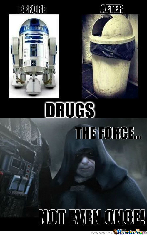 [RMX] R2D2 And Drugs