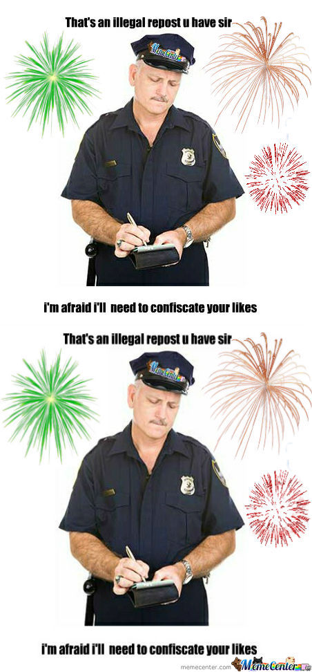 [RMX] Repost Police : New Years Version  (Feel Free To Use)