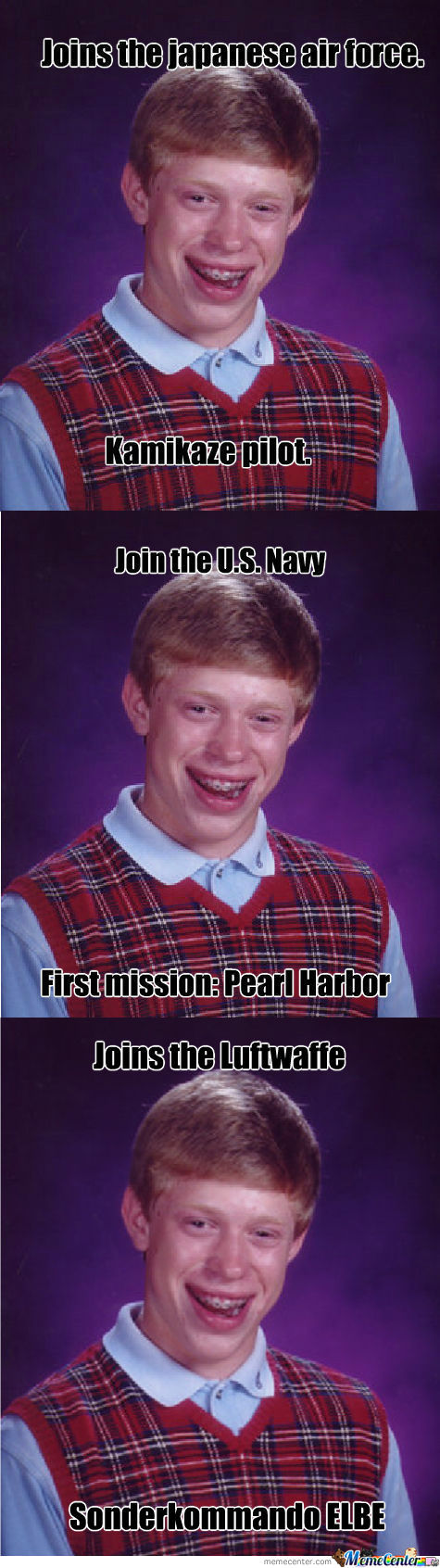 [RMX] [RMX] Bad Luck Brian Strikes Again.