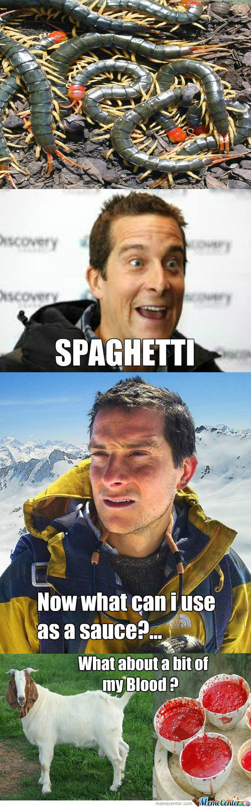 [RMX] [RMX] Bear Grylls Overview Of Food
