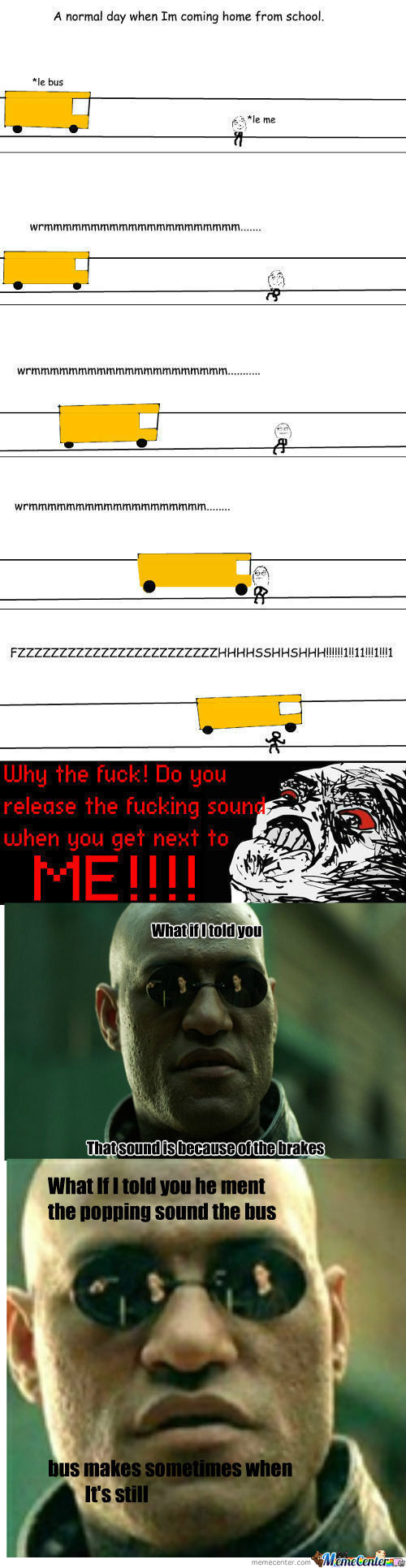 [RMX] [RMX] Every F*king Time There's A Bus!